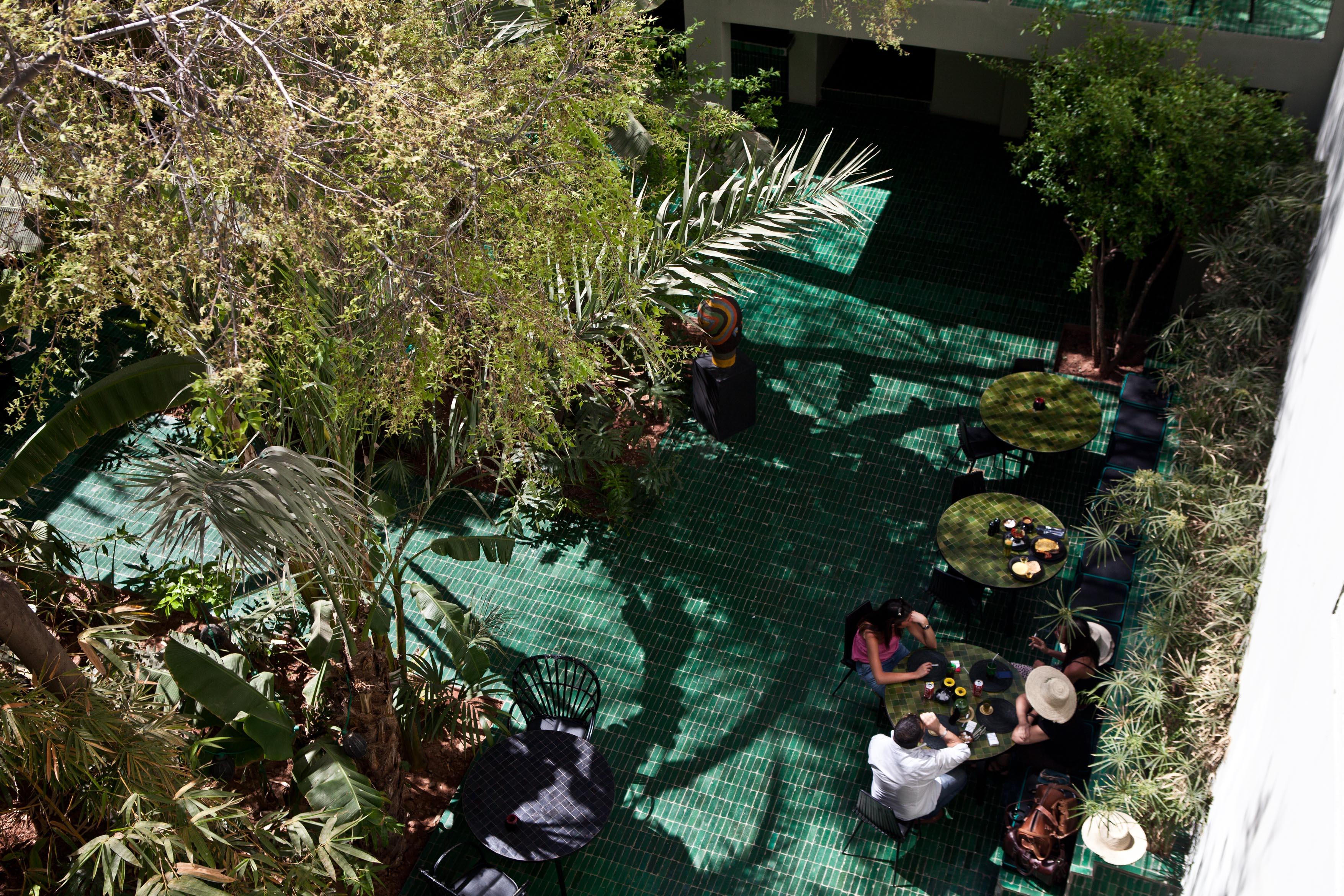 Marrakech ii d nde comer la chica de la ciudad for Le jardin 32 route sidi abdelaziz marrakech 40000