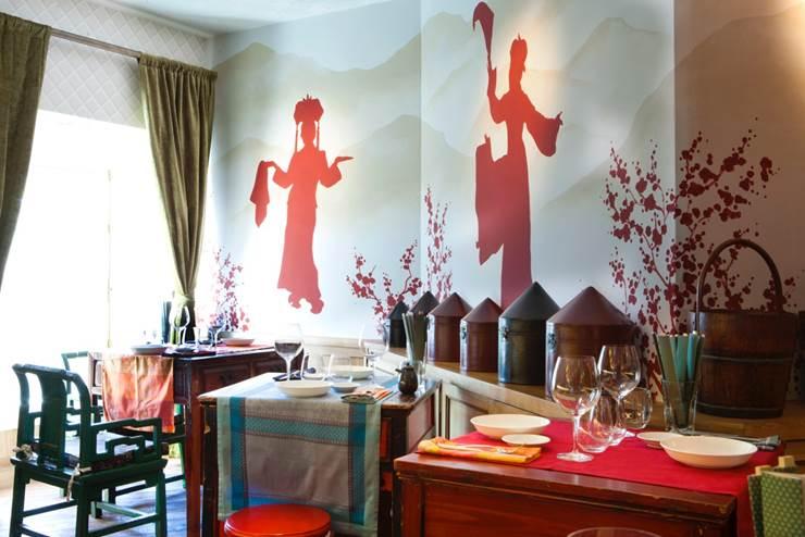 Green tea restaurante la chica de la ciudad - Restaurante greener ...