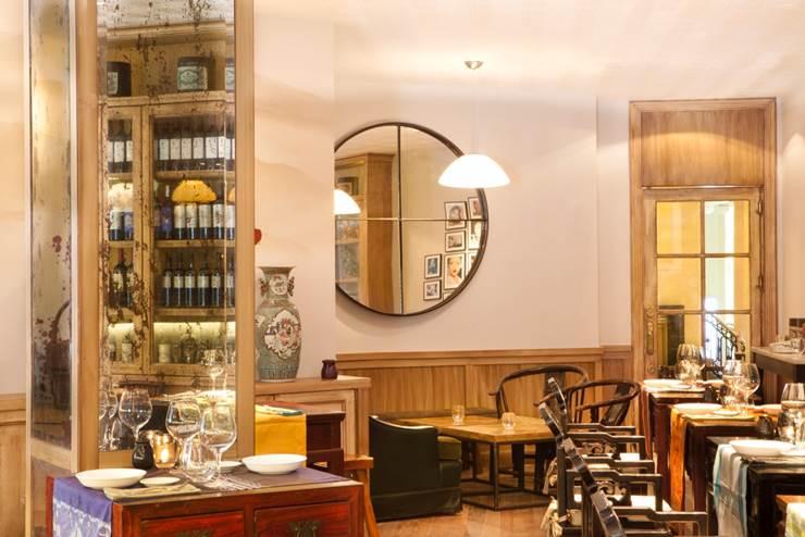 Green tea restaurante la chica de la ciudad for Como administrar un restaurante pequeno